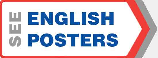 see english posters