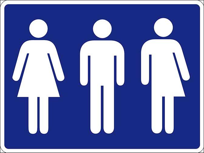 Toilettes Affichage Sst Santé Sécurité Et Prévention Au