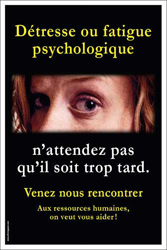 Detresse psychologique 1