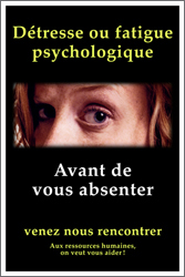 Detresse psychologique 3