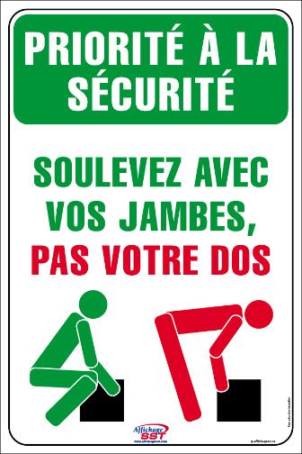 1700 Affiches Sante Securite Prevention Affichage Sst Sante